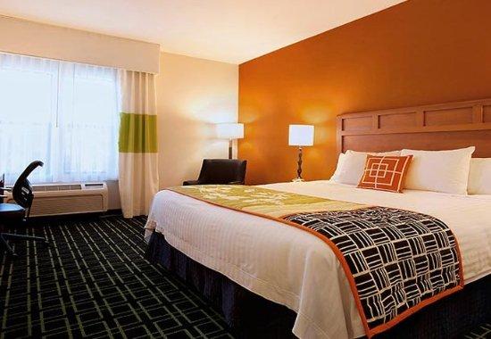 Sebastopol, CA: King Guest Room
