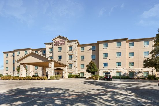 Comfort Suites San Antonio North Stone Oak: Exterior
