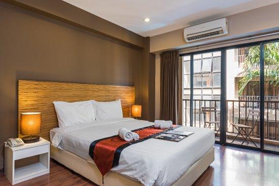 The Cottage Suvarnabhumi: Superior Room