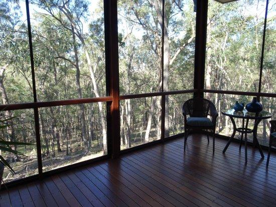 Mount Cotton, Australia: Private Balcony