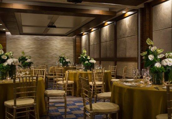 Renaissance Izmir Hotel: Efe Meeting Room – Banquet Setup
