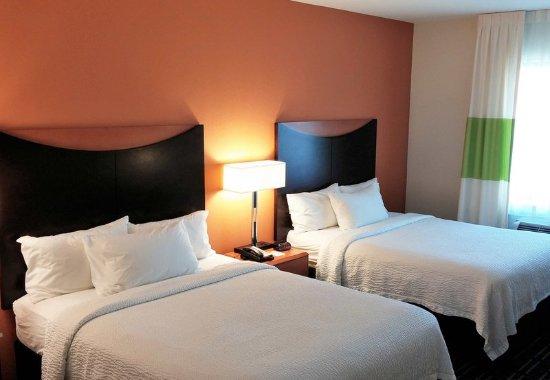 Holiday, ฟลอริด้า: Queen/Queen Guest Room