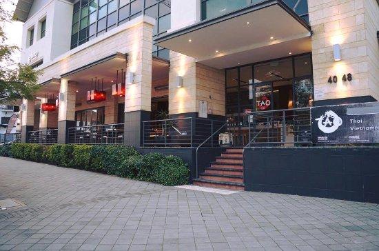 Subiaco, أستراليا: TAO Cafe, Subiaco