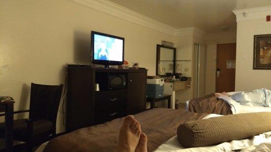 Lebec, Kaliforniya: Comfy!