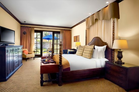 Paradise Valley, AZ: Andalusian Presidential Suite Bedroom