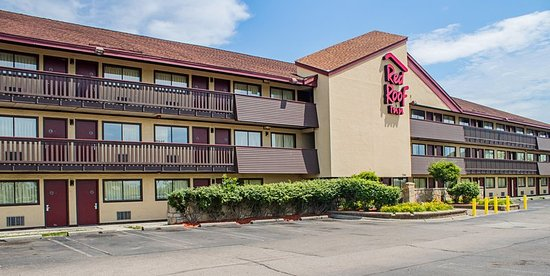 Red Roof Inn Southfield: Exterior