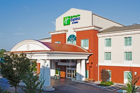 Lenoir City, TN: Hotel Exterior