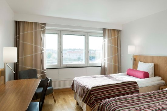 Solna, Suécia: Guest Room