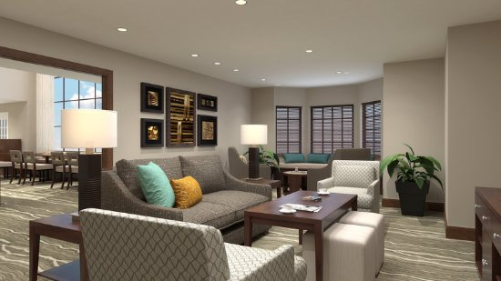 Staybridge Suites Houston Humble - Generation Pk Guest Lounge
