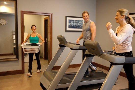 Staybridge Suites: Houston Humble - Generation Pk Fitness Center