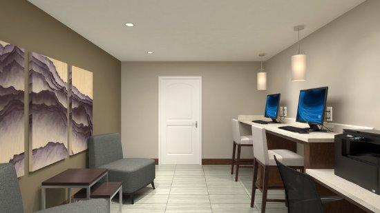 Staybridge Suites Houston Humble - Generation Pk Business Center
