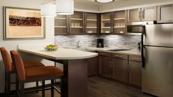 Staybridge Suites: Houston Humble - Generation Pk In Room Kitchen