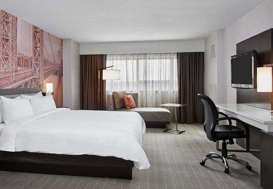 Teaneck, NJ: King Guest Room