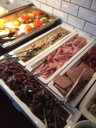 Alvdalen, السويد: Restaurang Dalgatan 118