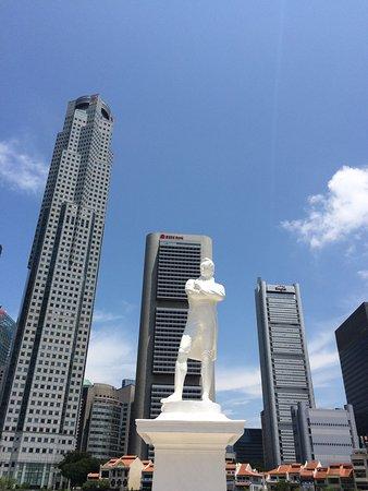 Statue of Raffles: photo0.jpg