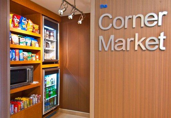 Pearl, MS: The Corner Market