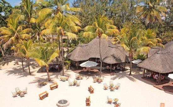 La Maree Beach Restaurant & Bar: Aerial view of La Marée