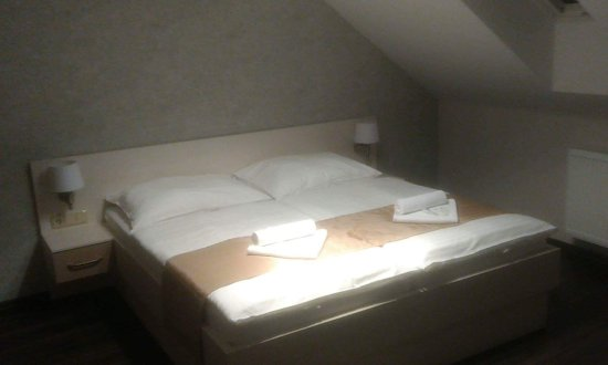 Kyjov, Czech Republic: postel