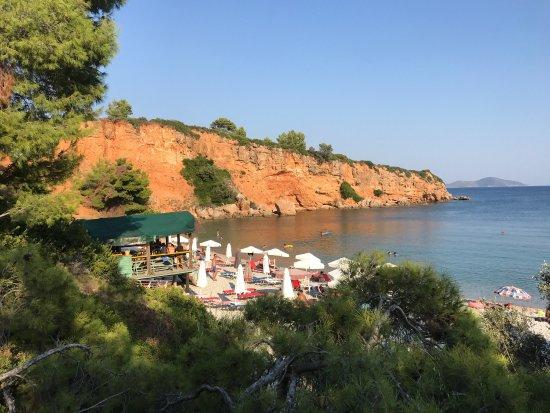 Tsoukalia Beach