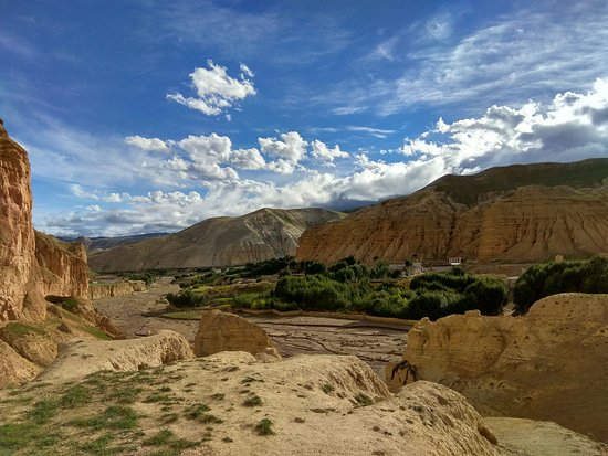 Kathmandu Valley, Nepal: Great weather and stunning scenary