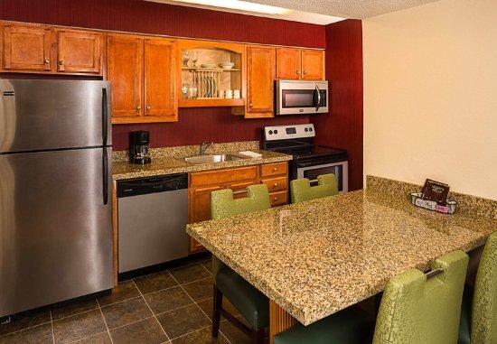 Shelton, كونيكتيكت: Suite Kitchen