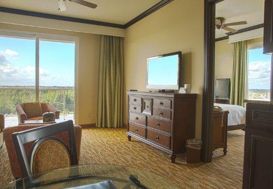 Jensen Beach, FL: Governor Suite - Parlor