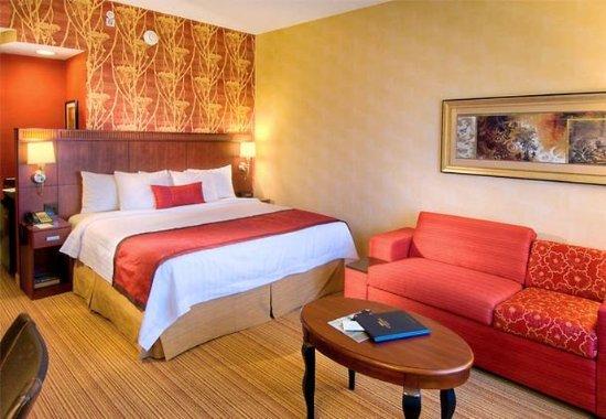 Middletown, Нью-Йорк: King Guest Room