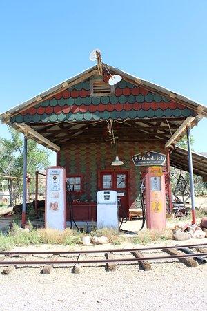 Chloride, AZ: Anciennes pompes