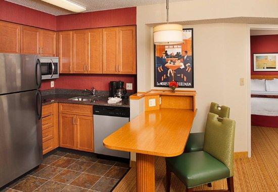 Tysons Corner, VA: Two-Bedroom Suite - Kitchen