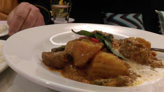 Kenny's Thai Kitchen: Massaman beef