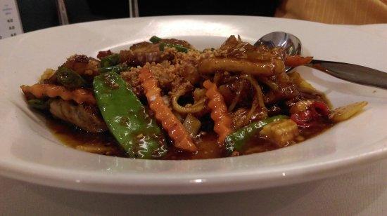 Kenny's Thai Kitchen: Thai pork belly