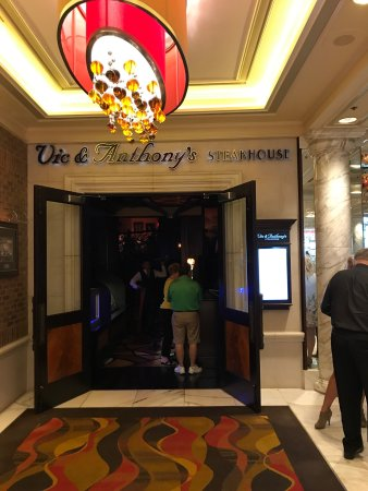 Vic & Anthony's Steakhouse - Las Vegas: photo0.jpg