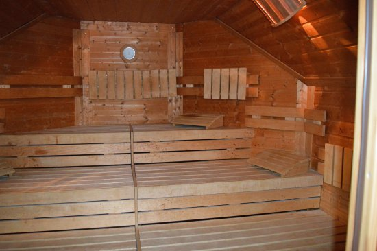 Schotten, Germany: Sauna