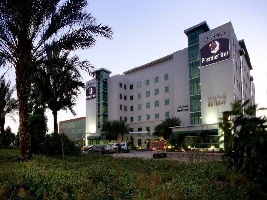 Premier Inn Dubai Ibn Battuta Mall Hotel