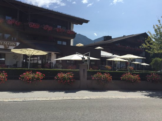 Hotel Haymon piacevolissima scoperta a Seefeld
