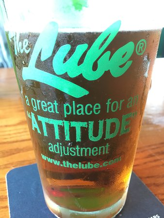 Portage, IN: Beer selection is somewhat adequate, but the glasses are better
