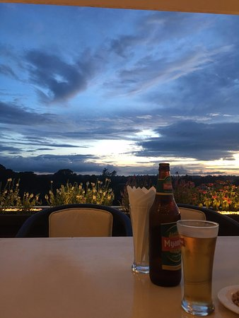 Sky Bar at Hotel Shwe Nann Htike