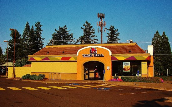 Taco Bell near Powells and 182nd in Gresham