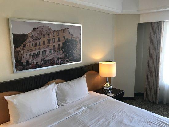 Hotel Elizabeth Cebu: ホテルの部屋、スタンダードタイプ