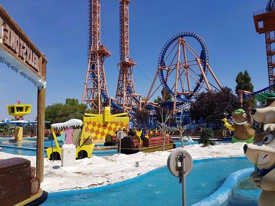 Parque Warner: Warner Park Madrid