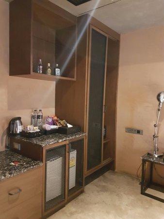 The Fusion Suites Bangkok: Mini bar