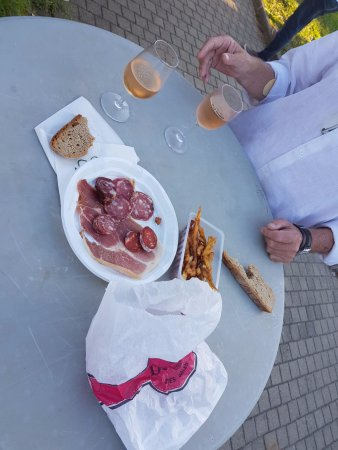 Lattes, Fransa: rose wine