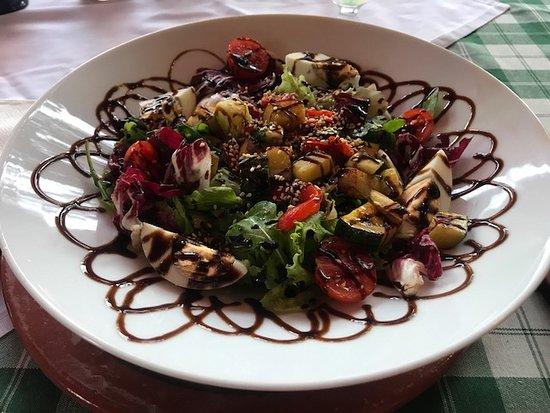 Gostilna Union Bled : Salad