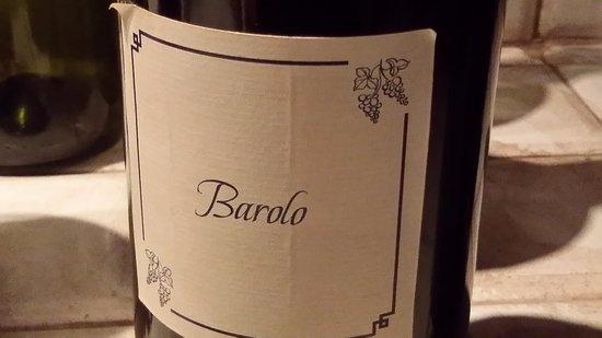 Barolo, Italien: Provatelo veramente eccezionale.