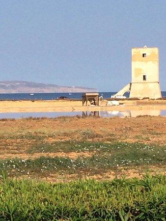 La Torre Saracena di Nubia