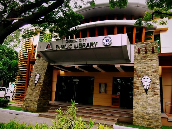 Quezon City Public Library