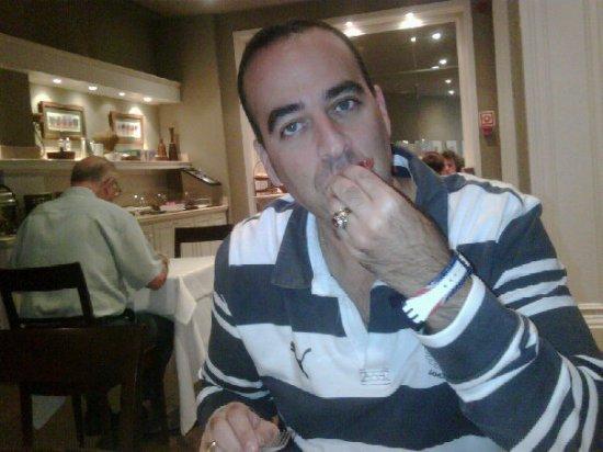 Condado Hotel Barcelona: el desayuno es excelente