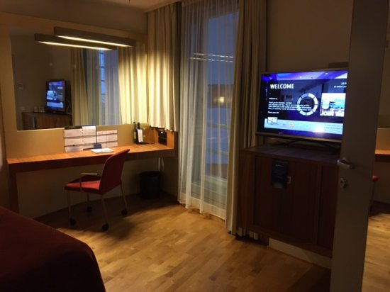 Radisson Blu Royal Hotel, Helsinki: chambre double