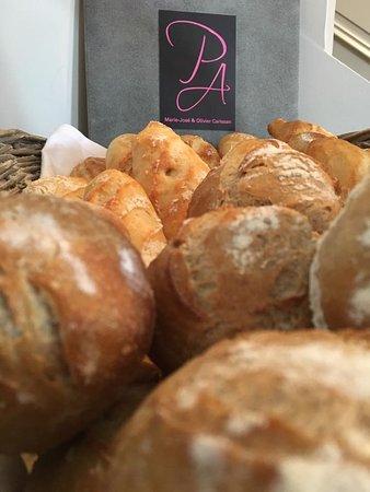 La Chapelle-Janson, Francia: pain maison