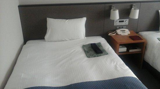 Aranvert Hotel Kyoto: Blick In Ein Zimmer